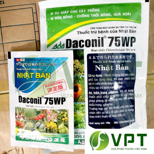 Daconil 75WP Thuốc trừ bệnh Nhật Bản