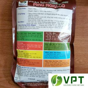 Magie Nitrat phân bón bổ sung trung lượng