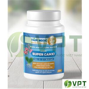 Super canxi Nitrat Thầy Tám Ngọc mẫu mới