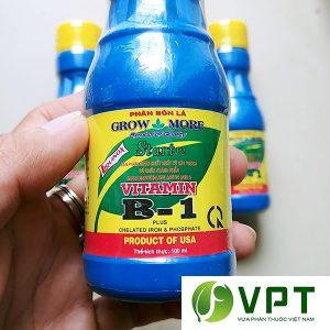 vitamin b1 xanh mỹ growmore