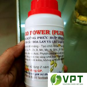 GP Go Power phan bon cho lan