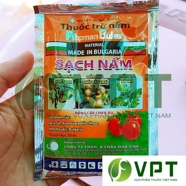 Thuốc trừ nấm Propman Bul 550SC - Diệt sạch nấm