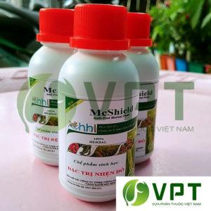 Thuốc đặc trị Nhện đỏ - Chế phẩm sinh học McShield