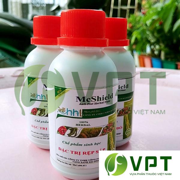 Thuốc đặc trị Rệp sáp - Chế phẩm sinh học McShield