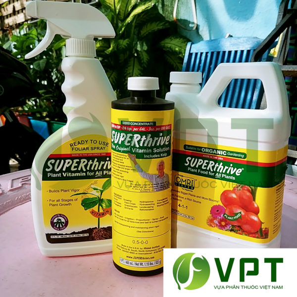 Super Thrive Foliar Spray - SUper Thrive dạng xịt