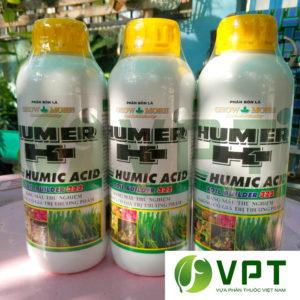 Acid humic 322 kích rễ