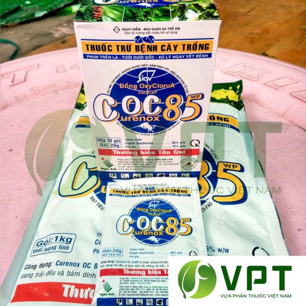 COC85 thuoocss đặc trị bệnh thán thư, chết nhanh