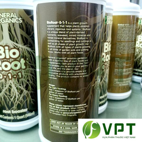 bio root 0-1-1 thuốc kích rễ hữu cơ cực mạnh usa