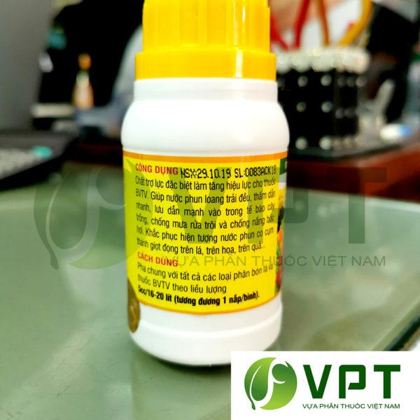 chất tăng hiệu lực thuốc BVTV