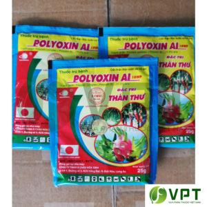 Polyoxin al 10wp đặc trị thán thư