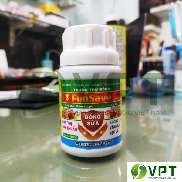 Đồng sữa Funsave 33.5SC - Đặc trị nấm khuẩn